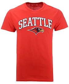 Retro Brand Men's Seattle Redhawks Midsize T-Shirt