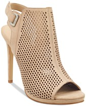 ad1012489f4a GUESS Women s Aubria Perforated Dress Sandals