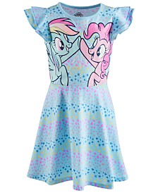 My Little Pony Toddler Girls Printed Dress