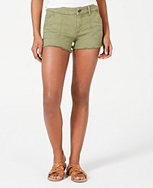Cary Frayed Utility Shorts, Created for Macy's