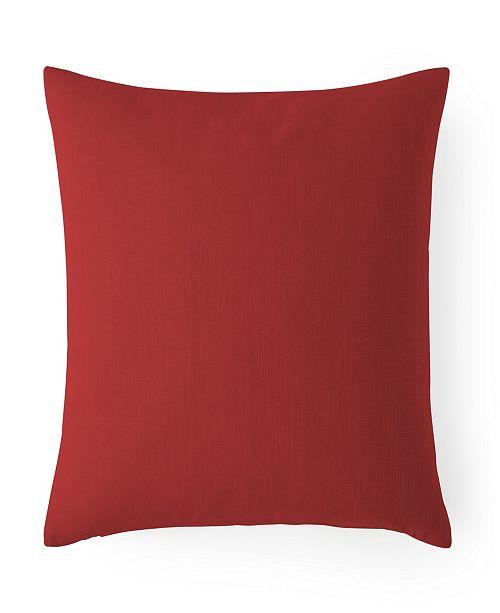 "Colcha Linens Midnight Bloom Square Cushion 20"" x 20"""