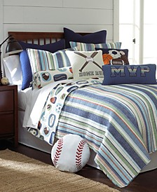 Home MVP Twin Quilt Set