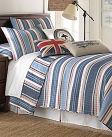 Home Oliver Full/Queen Quilt Set