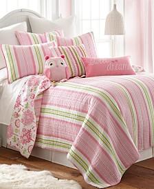 Levtex Home Adalyn Twin Quilt Set