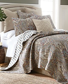 Home Kasey King Quilt Set