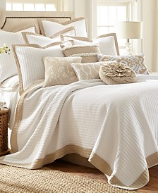 Levtex Home Adobe Border King Quilt Set