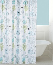 Home Biscayne Shower Curtain