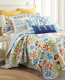 Levtex Home Portofino King Quilt Set
