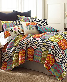 Home Malawi Full/Queen Quilt Set