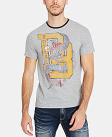 Buffalo David Bitton Men's Tyrotz Graphic T-Shirt