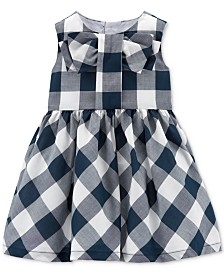 Carter's Baby Girls Gingham Dress