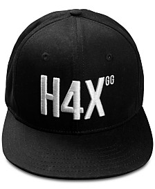 H4X Men's Logo Snapback Hat