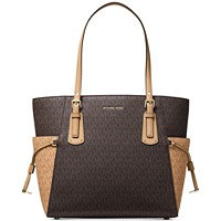 Deals on MICHAEL Michael Kors Voyager East West Signature Tote