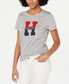 Tommy Hilfiger Cotton H-Logo T-Shirt