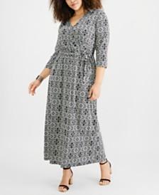 76b9cb3d4b Plus Size Beach Dresses  Shop Plus Size Beach Dresses - Macy s