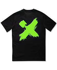"H4X Men's ""X"" Marks the Spot Logo Pocket T-Shirt"