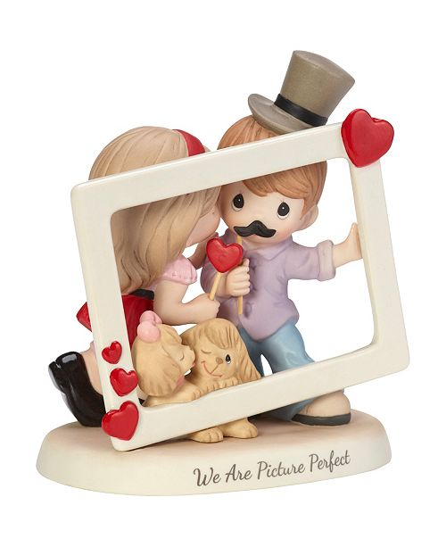 Precious Moments We Are Picture Perfect Figurine