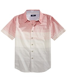 Univibe Big Boys Color Gradient Shirt