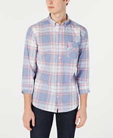 Levi's® Men's Flyleaf Plaid Shirt