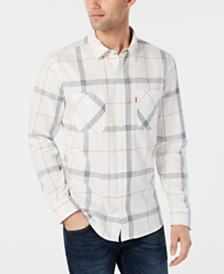 Levi's® Men's Noro Plaid Shirt