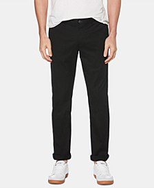 Men's Slim-Fit Stretch Twill Chinos