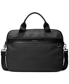 Michael Kors Men's Jet Set Slim Briefcase