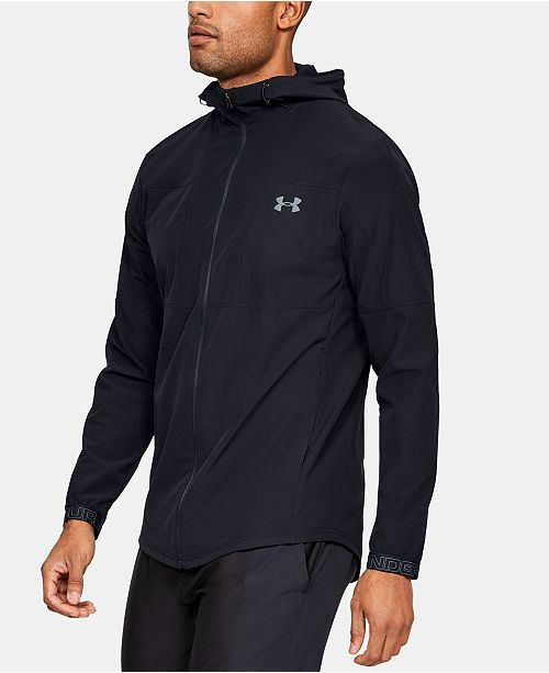 Under Armour Men's Vanish Hooded Jacket