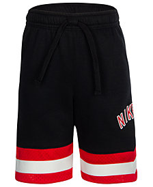 Nike Little Boys Air Fleece Shorts