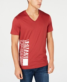 A|X Armani Exchange Men's Slim-Fit Logo T-Shirt