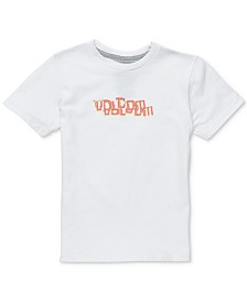 Volcom Toddler Boys Computer Crash Graphic T-Shirt