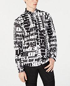 HUGO Men's Extra-Slim Fit Nightlife Shirt