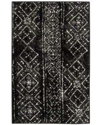 Adirondack Black and Silver 2'6