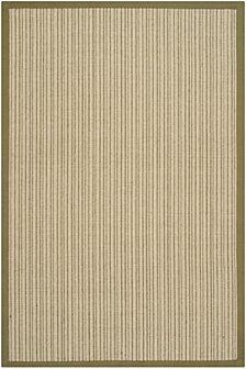 "Safavieh Natural Fiber Green 2'6"" x 8' Sisal Weave Area Rug"
