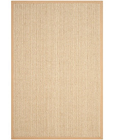 Safavieh Natural Fiber Beige 4' x 6' Sisal Weave Area Rug