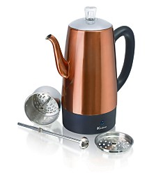 Euro Cuisine PER12 Electric Percolator - 12 Cups