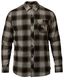 Fox Men's Longview Plaid Shirt