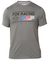 dbdabdf6c95 Fox Men s Global A1 Idol Limited Edition Logo Tech T-Shirt