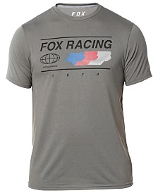 Fox Men's Global A1 Idol Limited Edition Logo Tech T-Shirt