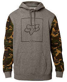 Fox Men's Camo Colorblocked Hoodie
