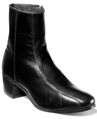 Florsheim Men's Duke Bike Toe Ankle Boot