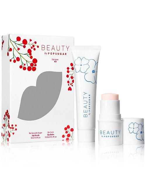 Beauty by POPSUGAR 2-Pc. Lip Love Set