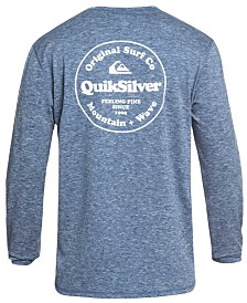 Quiksilver Men's King Tide Graphic Shirt