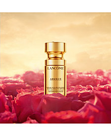 Lancôme Absolue Revitalizing Eye Serum With Grand Rose Extracts, 15 ml