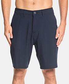"""Quiksilver Men's Union Amphibian 20"""" Hybrid Shorts"""