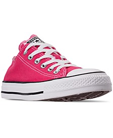 Unisex Chuck Taylor Ox Casual Sneakers from Finish Line