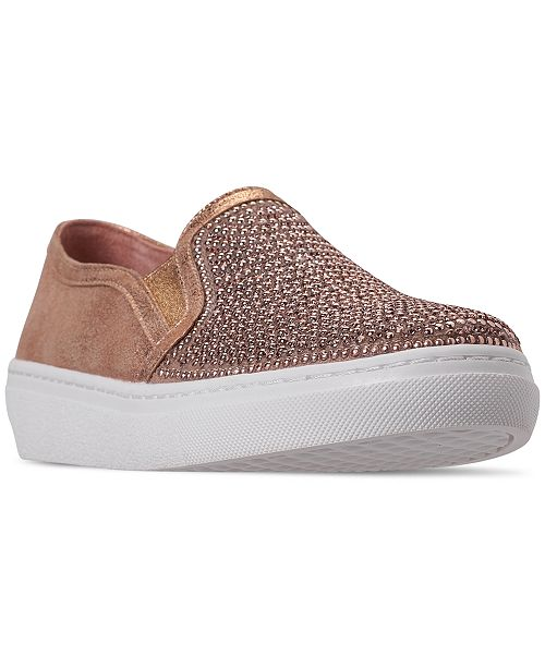 381d281eab39 ... Skechers Women s Goldie - Diamond Wishes Slip-On Casual Sneakers from  Finish ...