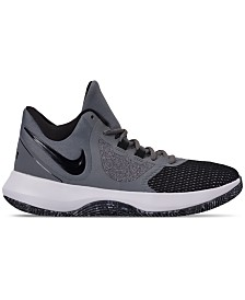 87c111a077e38 Nike Men s Air Precision II Basketball Sneakers from Finish Line