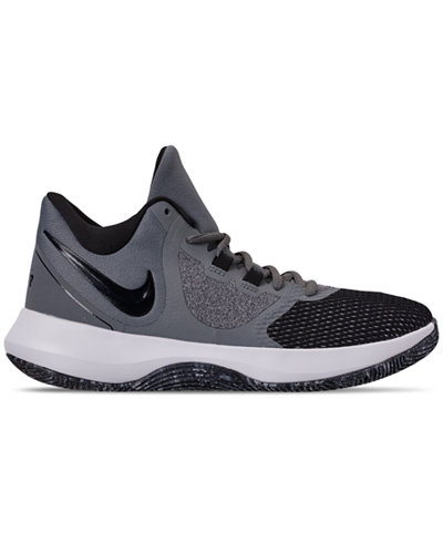 Nike Men's Air Precision II Basketball Sneakers from Finish Line