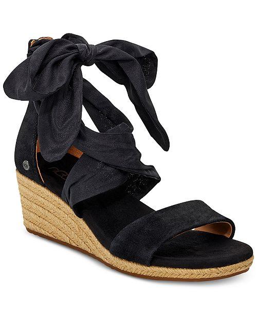 f169b0a3b30 Women's Trina Wedge Sandals