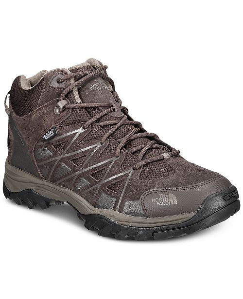 The North Face Men's Storm III Mid Waterproof Hiking Boots